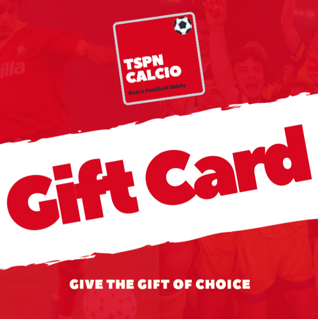TSPN Calcio - Gift Card