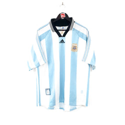 TSPN Calcio - Argentina home football shirt 1998/99