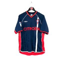TSPN Calcio - Celta Vigo alternate football shirt 2001/03