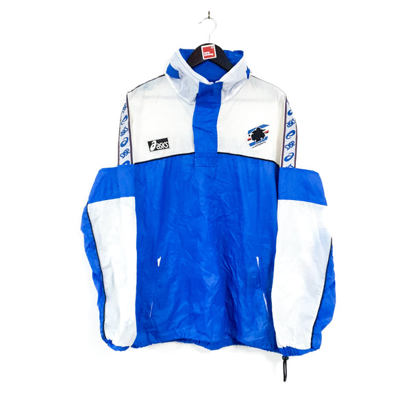 TSPN Calcio - UC Sampdoria training football jacket 1995/96
