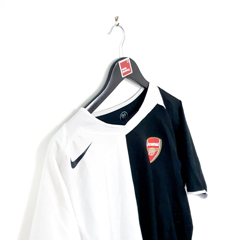 TSPN Calcio - Arsenal anti-racism football shirt 2004/05