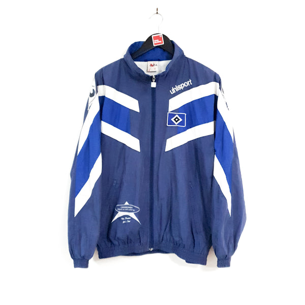 TSPN Calcio - Hamburger SV training football jacket 1997/98