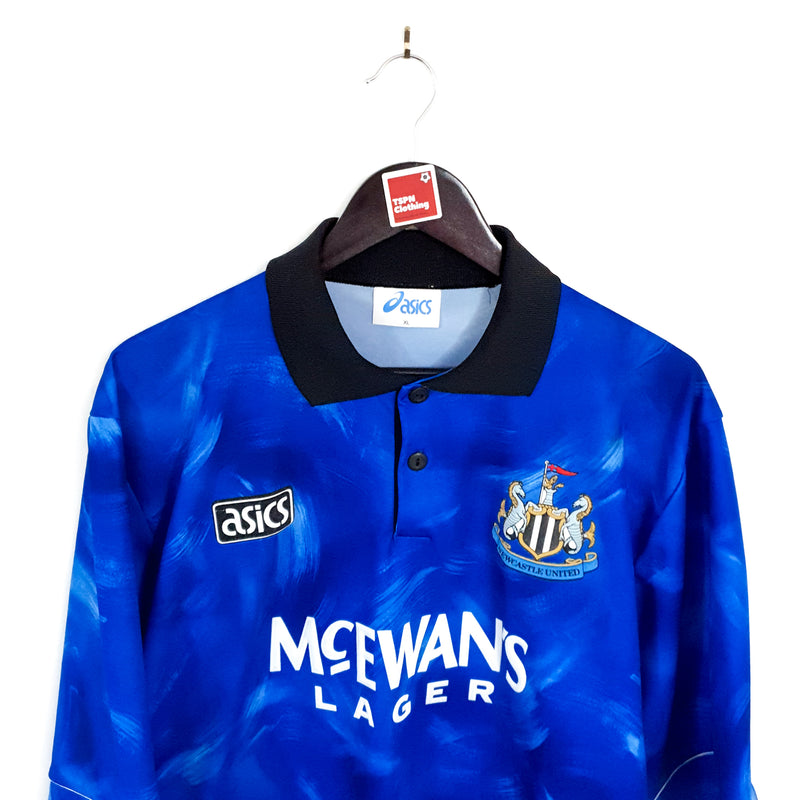 TSPN Calcio - Newcastle United away football shirt 1993/95