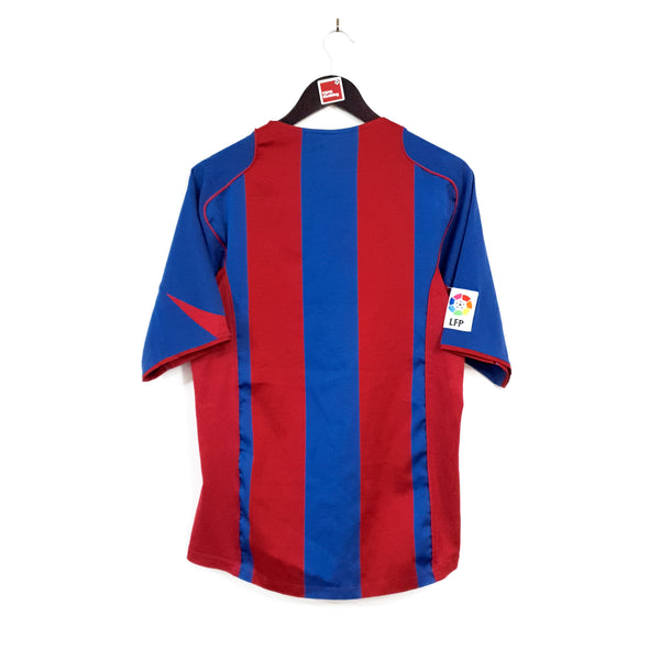 TSPN Calcio - Barcelona home football shirt 2004/05