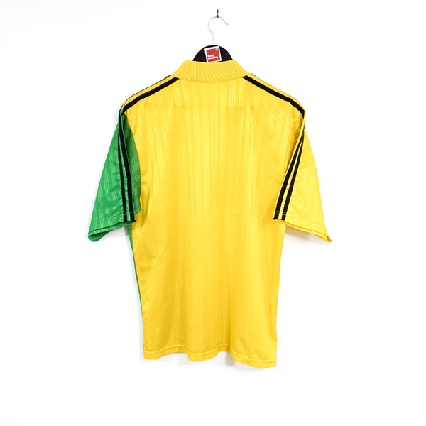 TSPN Calcio - SV Wüstenrot Salzburg away football shirt 1997/98