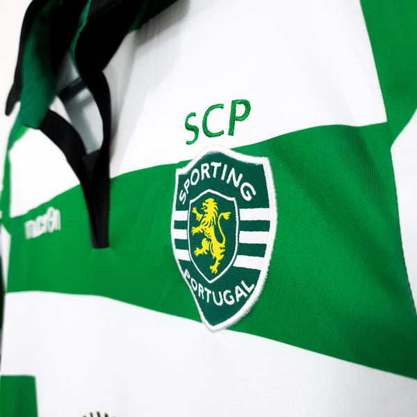 TSPN Calcio - Sporting CP home football shirt 2016/17
