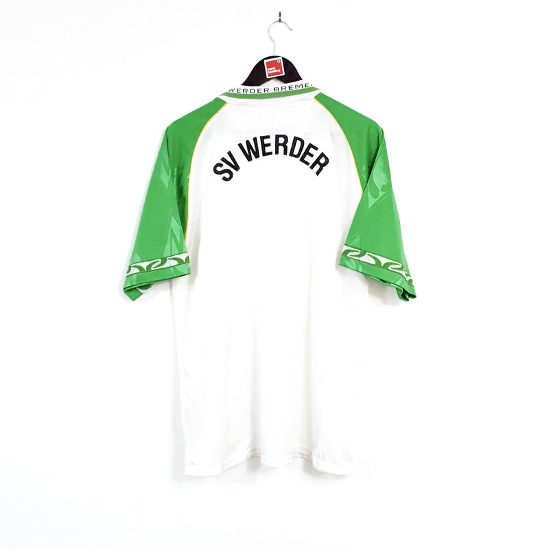 TSPN Calcio - Werder Bremen home football shirt 1995/96