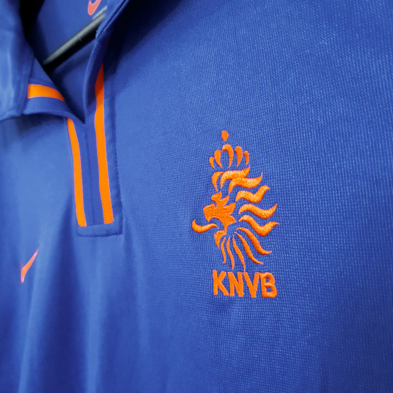 TSPN Calcio - Netherlands away football shirt 2000/02