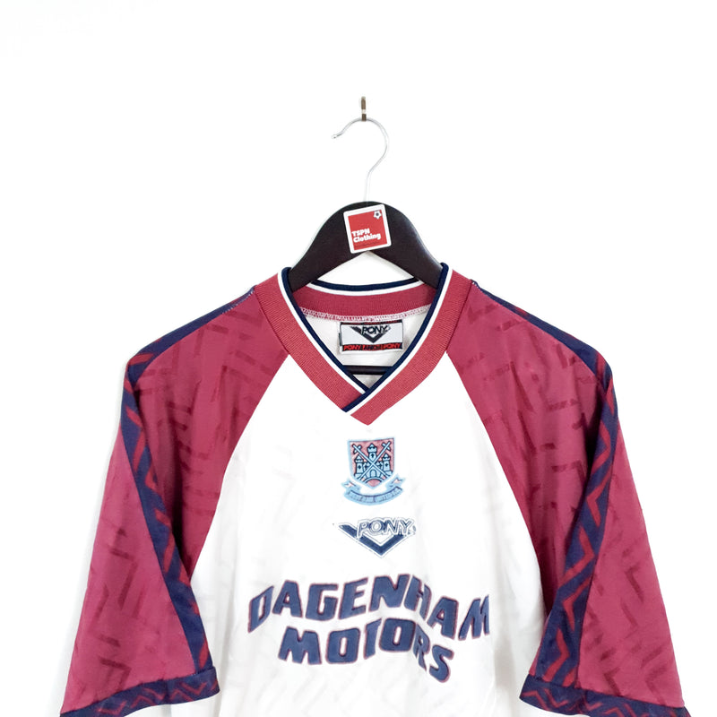 TSPN Calcio - West Ham United alternate football shirt 1994/96