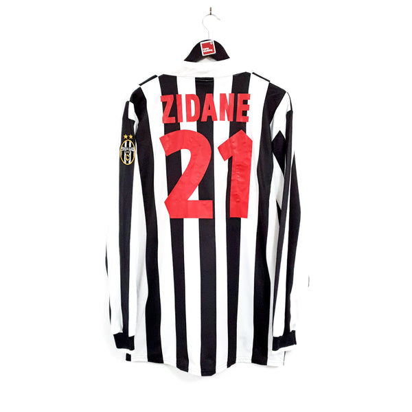 TSPN Calcio - Juventus home football shirt 1998/99