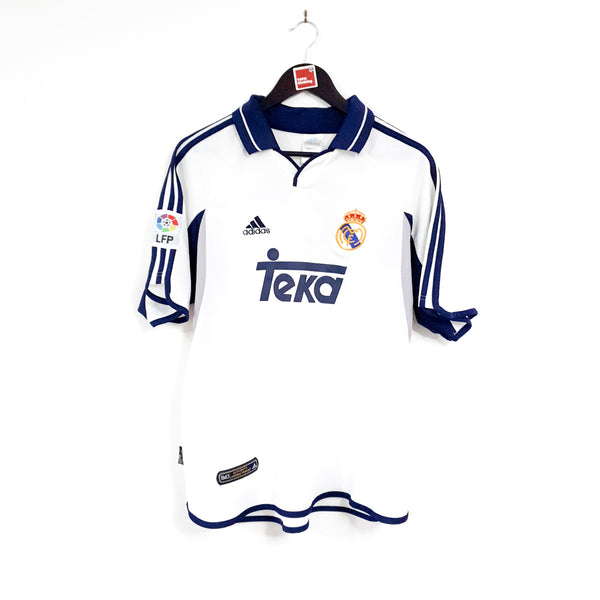 TSPN Calcio - Real Madrid home football shirt 2000/01