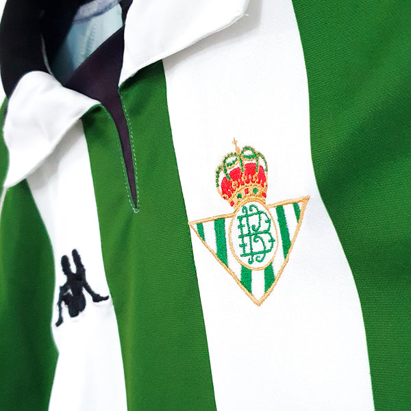 TSPN Calcio - Real Betis home football shirt 1998/99
