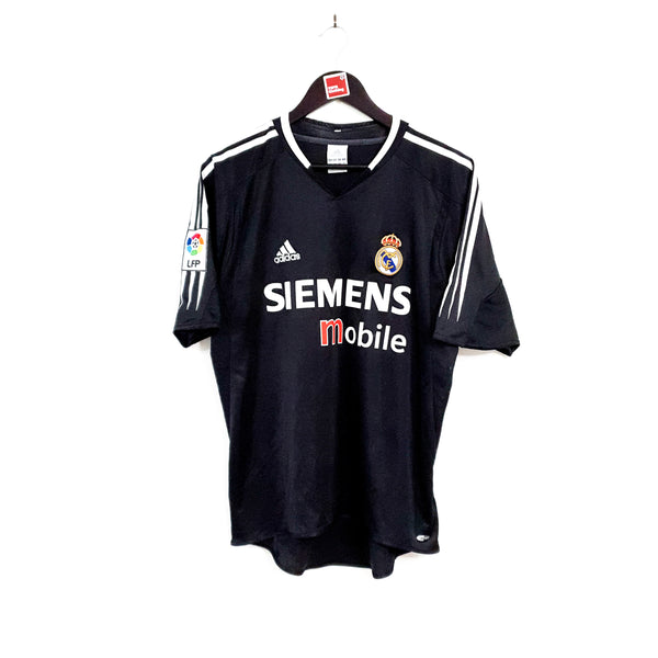 TSPN Calcio - Real Madrid away football shirt 2004/05