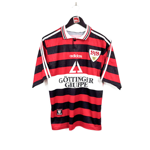 TSPN Calcio - VfB Stuttgart away football shirt 1997/98