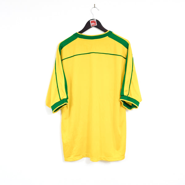 TSPN Calcio - Brazil home football shirt 1998/00