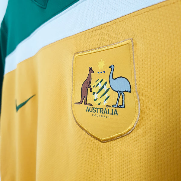 TSPN Calcio - Australia home football shirt 2010/11