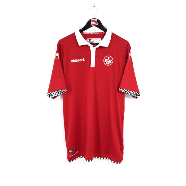 TSPN Calcio - Kaiserslautern home football shirt 2015/16