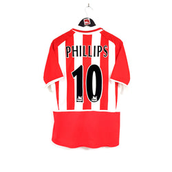 TSPN Calcio - Sunderland home football shirt 2002/04
