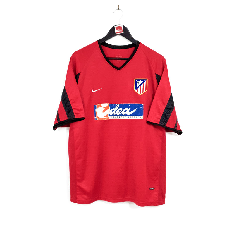 TSPN Calcio - Atletico Madrid away football shirt 2001/02