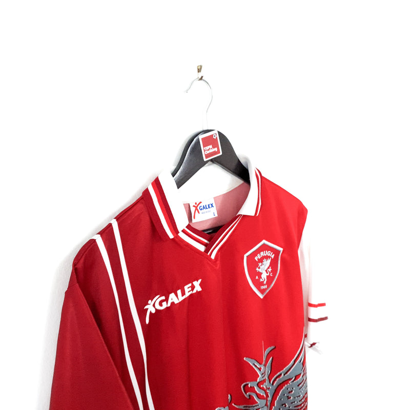 TSPN Calcio - Perugia home football shirt 1998/99