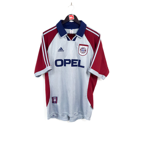 TSPN Calcio - Bayern Munich european football shirt 1998/99