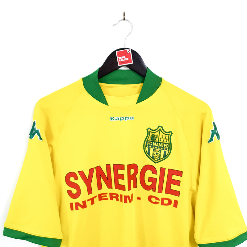 TSPN Calcio - FC Nantes home football shirt 2008/09