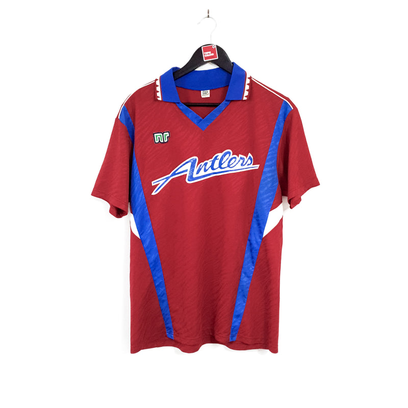 TSPN Calcio - Kashima Antlers home football shirt 1992/93