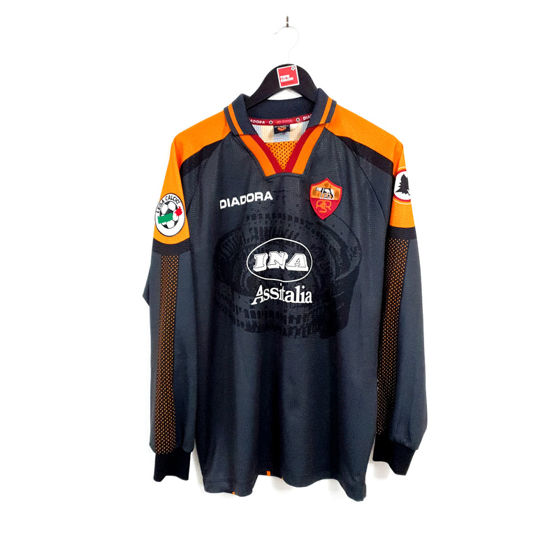 TSPN Calcio - AS Roma alternate football shirt 1997/98