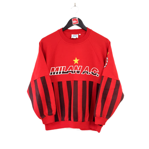 TSPN Calcio - AC Milan football sweatshirt 1990/91