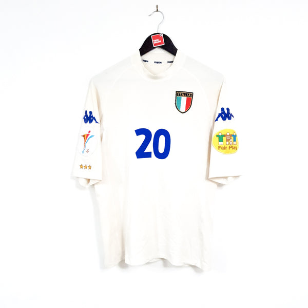 TSPN Calcio - Italy away football shirt 2000/01