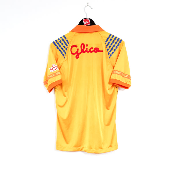 Shimizu S-Pulse cup home football shirt 1992/96
