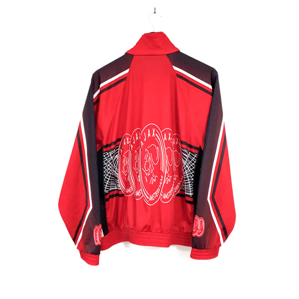 TSPN Calcio - Ajax Amsterdam training football jacket 1997/98