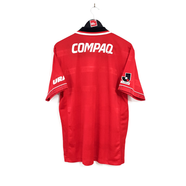 Urawa Red Diamonds home football shirt 1999/00