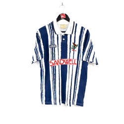 TSPN Calcio - West Bromwich Albion home football shirt 1992/93