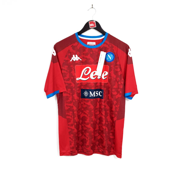 TSPN Calcio - Napoli goalkeeper football shirt 2019/20