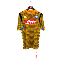 TSPN Calcio - Napoli european goalkeeper football shirt 2018/19