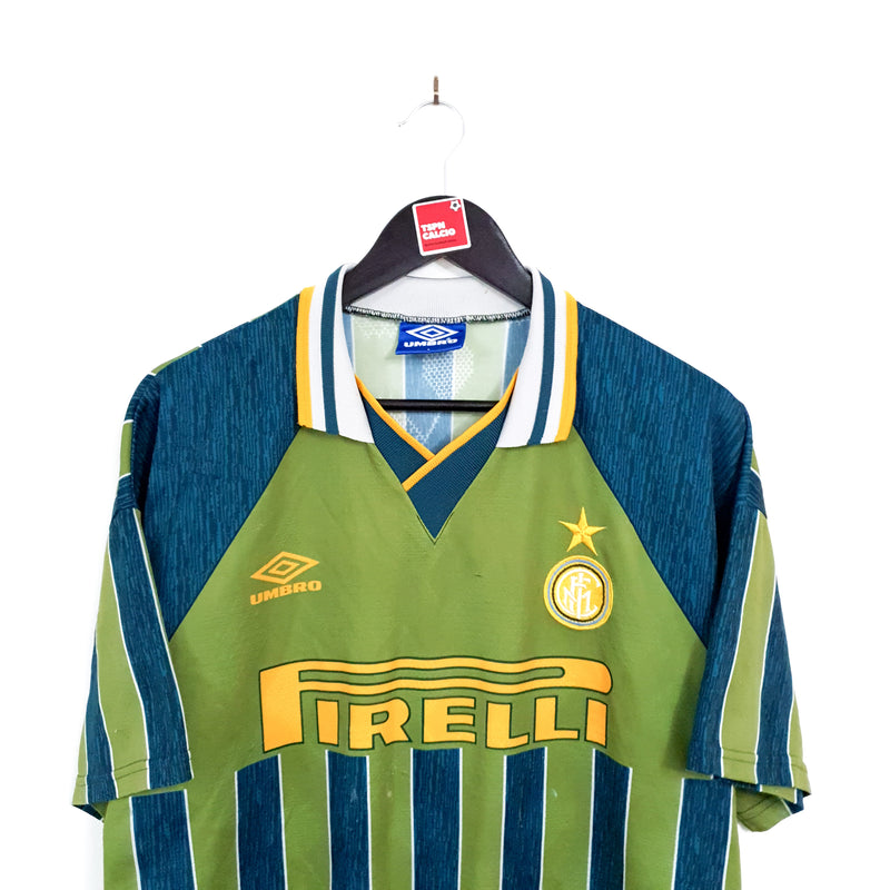 TSPN Calcio - Inter Milan away football shirt 1995/96