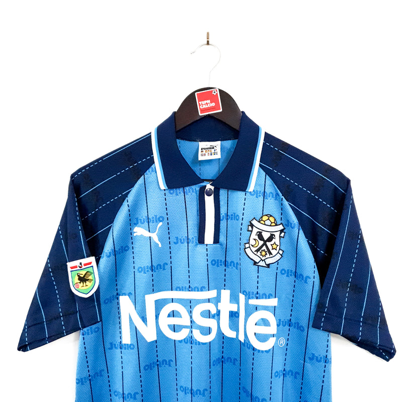 TSPN Calcio - Jubilo Iwata home football shirt 1997/98