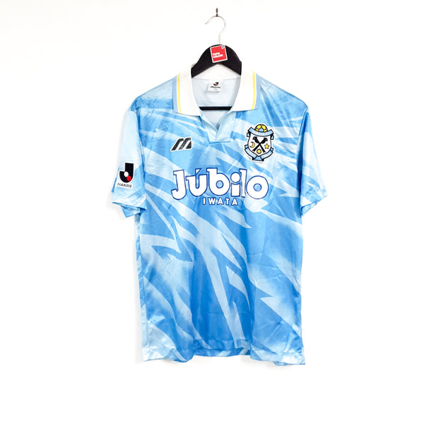 TSPN Calcio - Jubilo Iwata signed home football shirt 1994/95