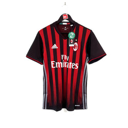 TSPN Calcio - AC Milan home football shirt 2016/17
