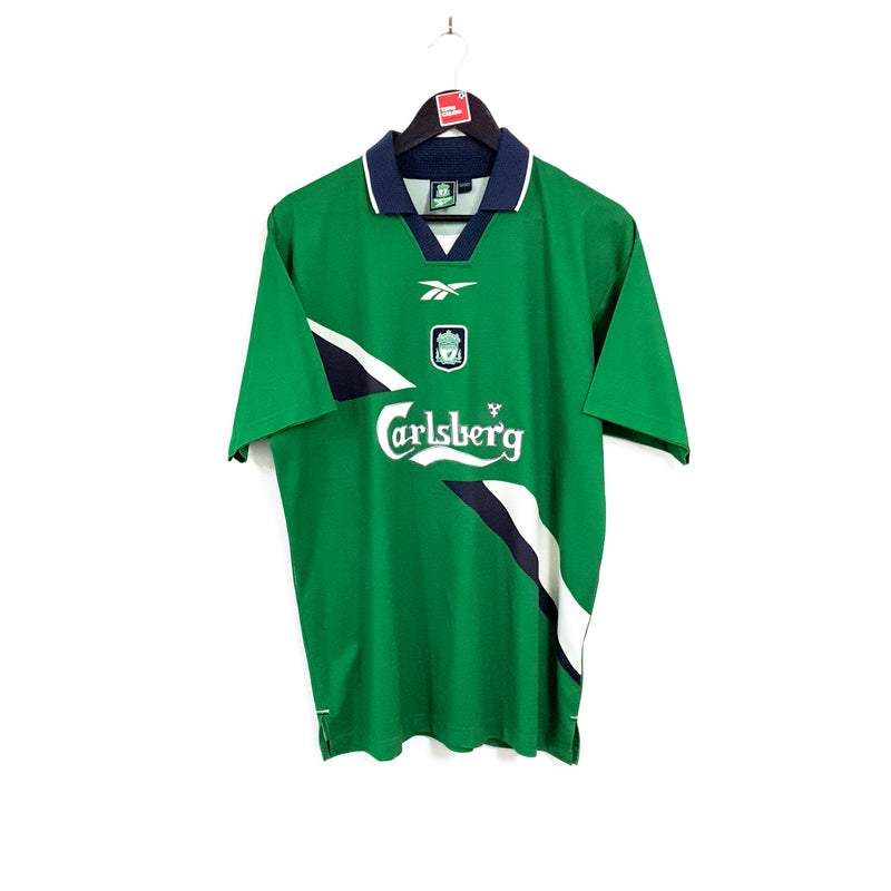 TSPN Calcio - Liverpool away football shirt 1999/01