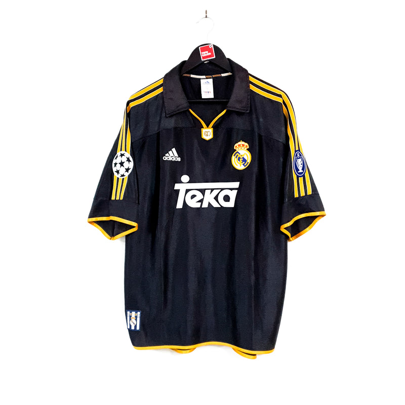 TSPN Calcio - Real Madrid away football shirt 1999/01