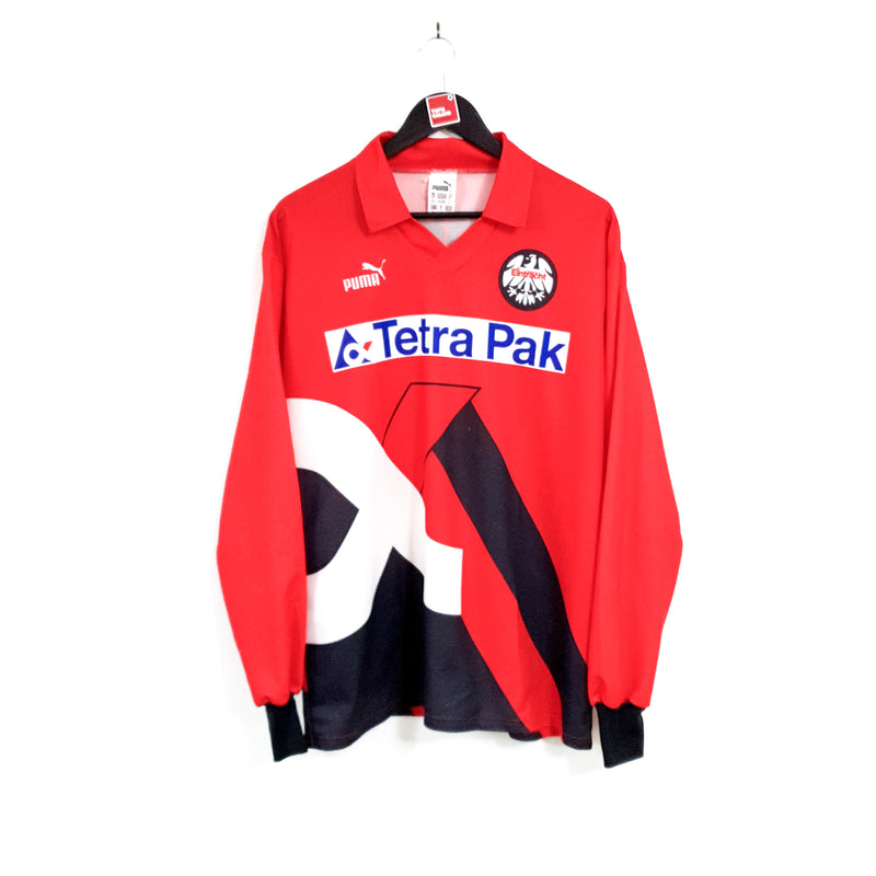 TSPN Calcio - Eintracht Frankfurt home football shirt 1993/95