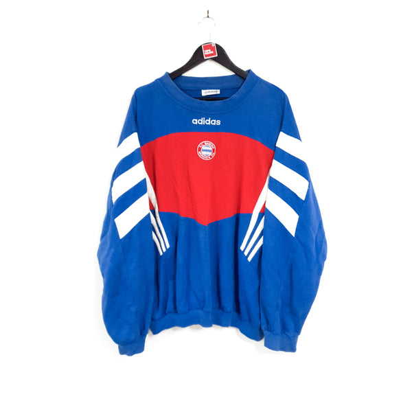TSPN Calcio - Bayern Munich training football sweatshirt 1995/97