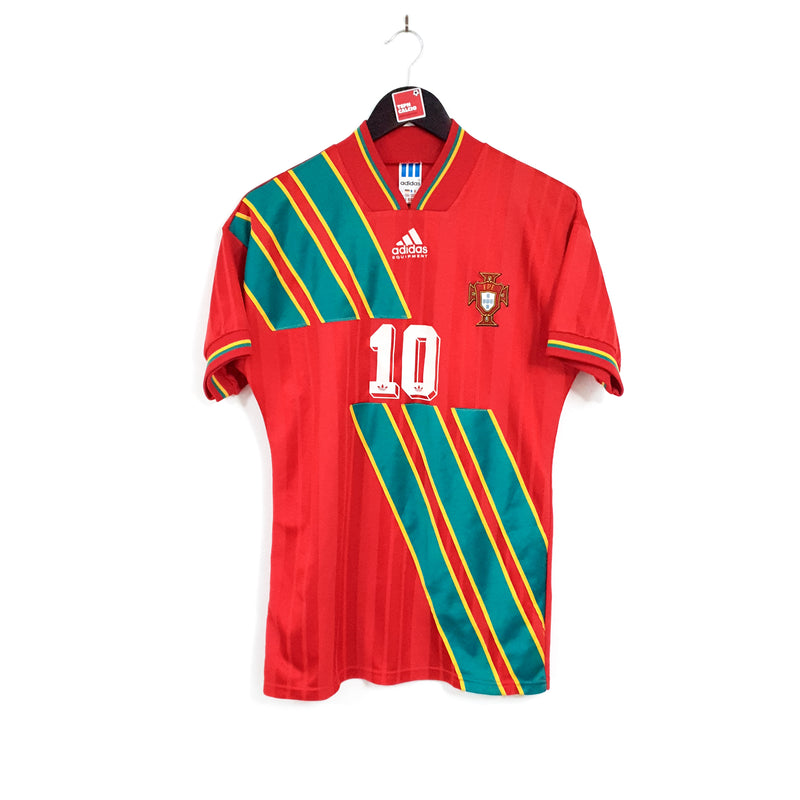TSPN Calcio - Portugal home football shirt 1994/95