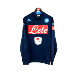 TSPN Calcio - SSC Napoli training football sweatshirt 2016/17