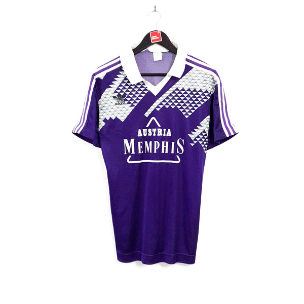 TSPN Calcio - FK Austria Wien home football shirt 1990/91