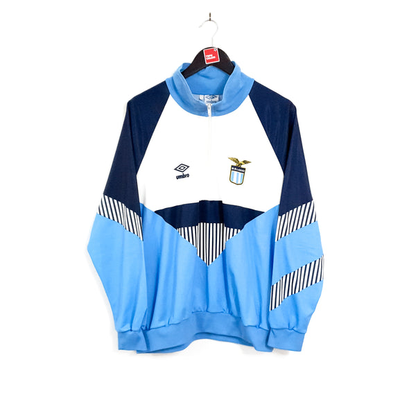 TSPN Calcio - SS Lazio training football sweatshirt 1991/92