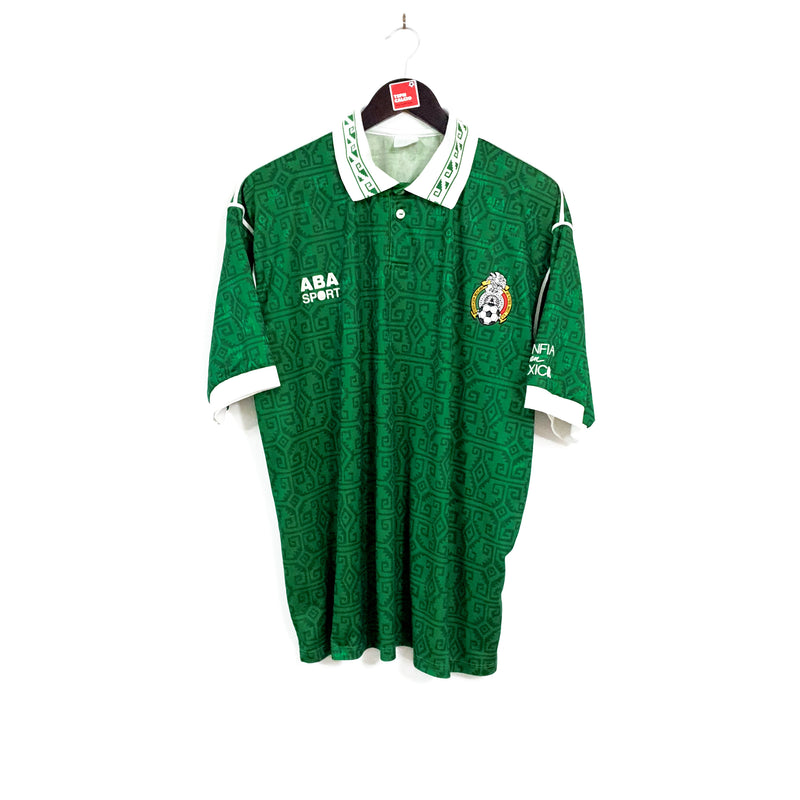 TSPN Calcio - Mexico home football shirt 1994/95