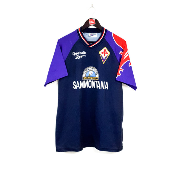 TSPN Calcio - Fiorentina training football shirt 1995/96